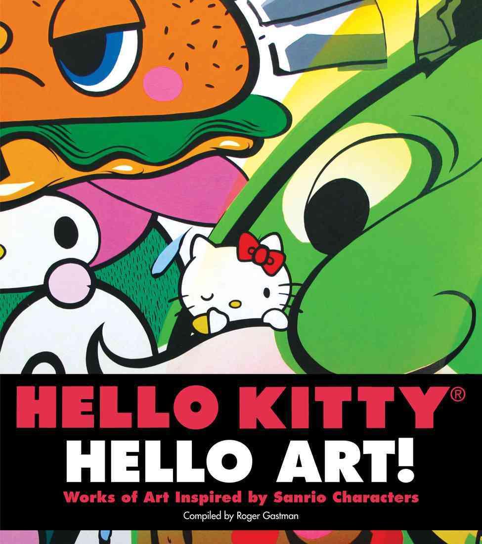 Hello Kitty, Hello Art!