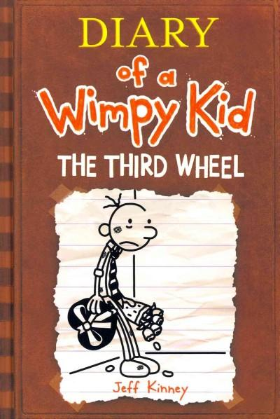 The Third Wheel (Hardcover) - Thumbnail 0