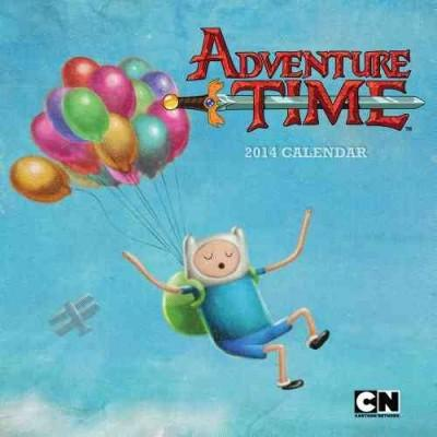 Adventure Time 2014 Calendar (Calendar)