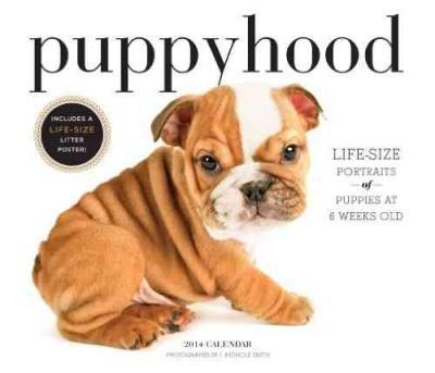 Puppyhood 2014 Calendar