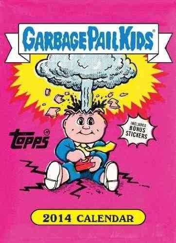 Garbage Pail Kids 2014 Calendar (Calendar)