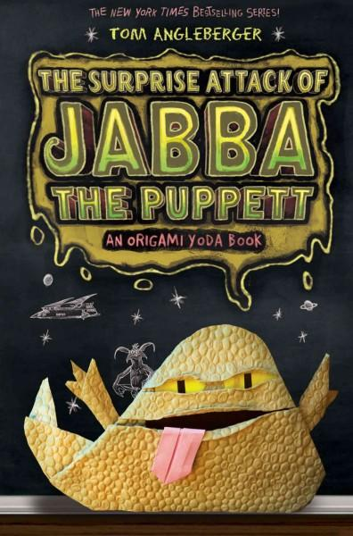 The Surprise Attack of Jabba the Puppett (Hardcover)