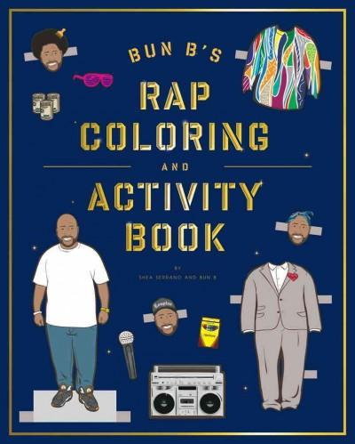 Bun B's Rap Coloring & Activity Book (Paperback)