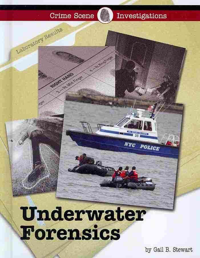 Underwater Forensics (Hardcover)