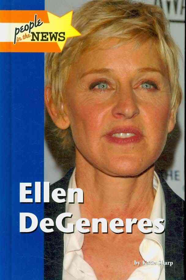 Ellen Degeneres (Hardcover)