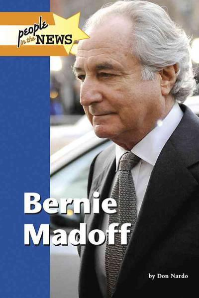 Bernie Madoff (Hardcover)