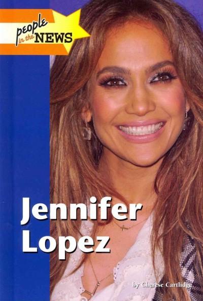 Jennifer Lopez (Hardcover)