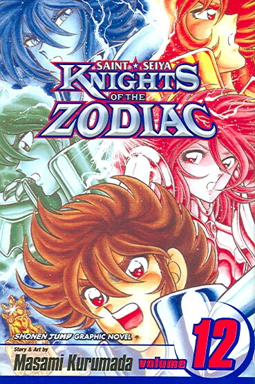Knights of the Zodiac 12 (Paperback)