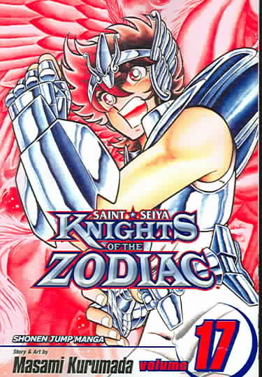 Knights of the Zodiac 17 (Paperback)
