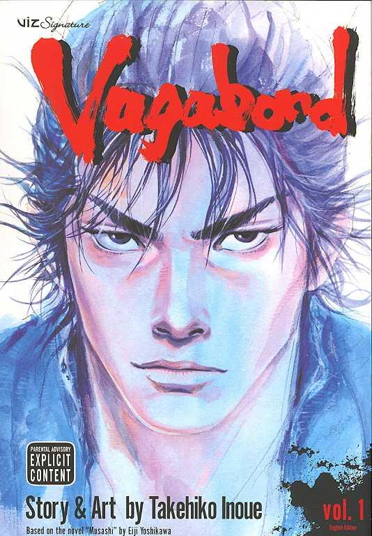 Vagabond 01 (Paperback)