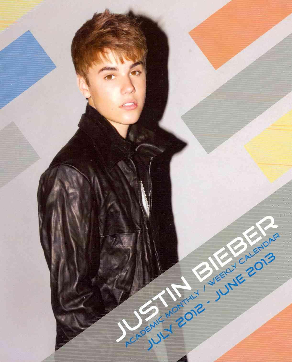Justin Bieber Calendar 2013