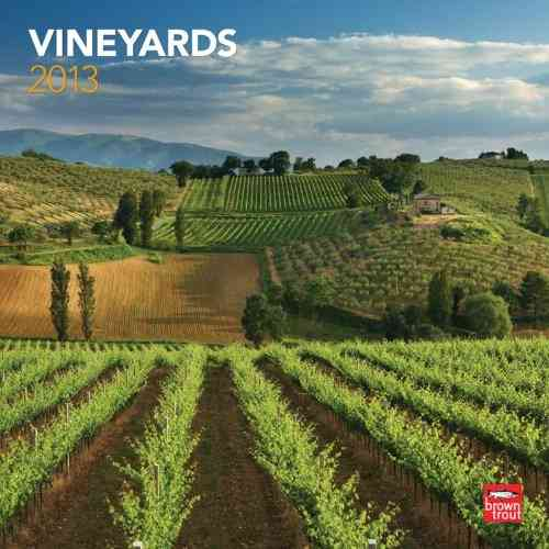 Vineyards 2013 Calendar (Calendar)