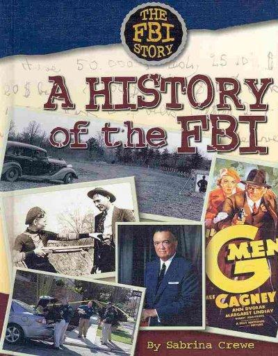 A History of the FBI (Hardcover)