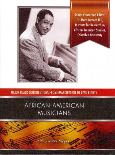 African-American Musicians (Hardcover)