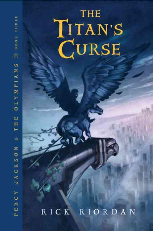 The Titan's Curse (Paperback)