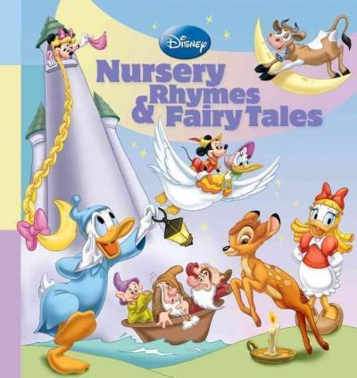 Disney Nursery Rhymes & Fairy Tales (Hardcover)