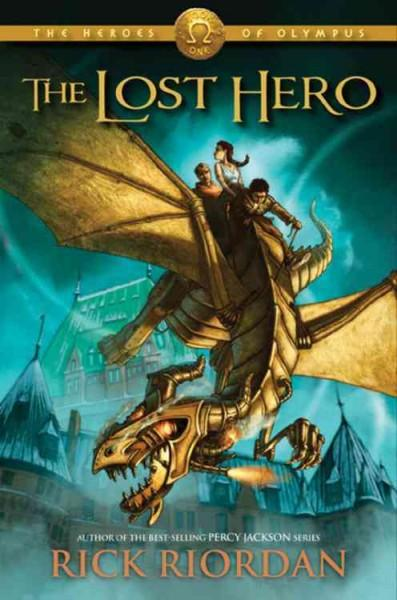 The Lost Hero (Paperback)