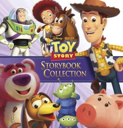 Toy Story Storybook Collection (Hardcover)