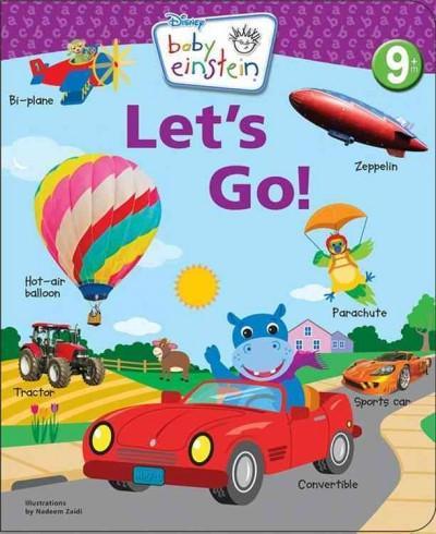 Let's Go! (Board book)