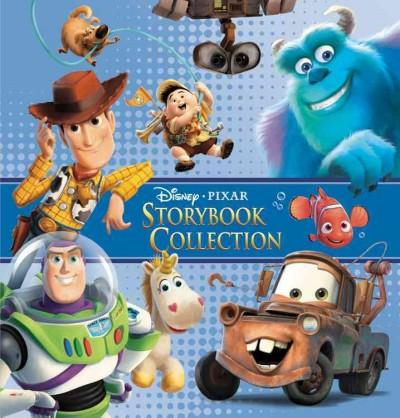 Disney Pixar Storybook Collection (Hardcover) - Thumbnail 0
