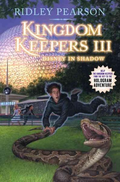 Kingdom Keepers III: Disney in Shadow (Hardcover)