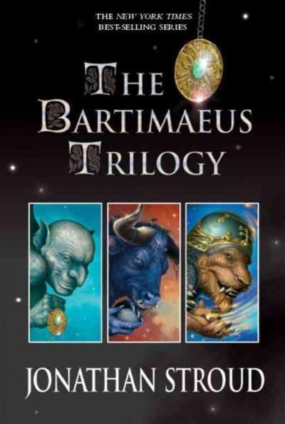 The Bartimaeus Trilogy (Paperback)