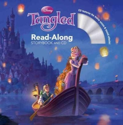 Tangled: Read-along Storybook and Cd