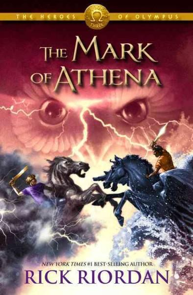The Mark of Athena (Hardcover) - Thumbnail 0