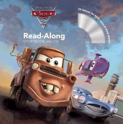 Cars 2 Read-Along Storybook