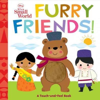Furry Friends! (Board book)
