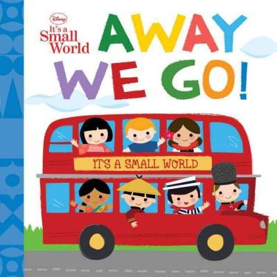 Away We Go! (Board book)