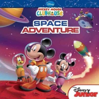 Space Adventure (Paperback)