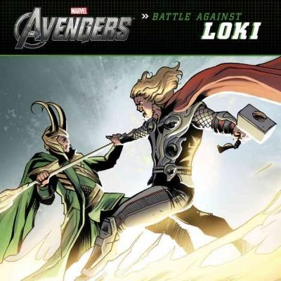 Battle Against Loki: Battle Against Loki (Paperback)