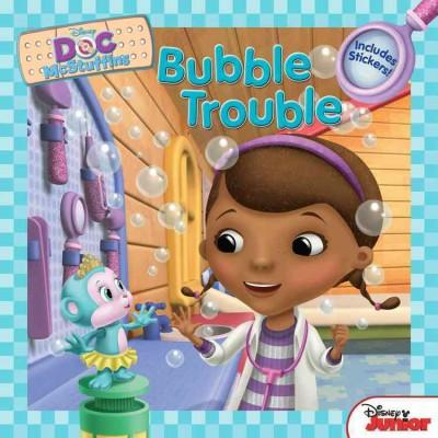 Bubble Trouble (Paperback)