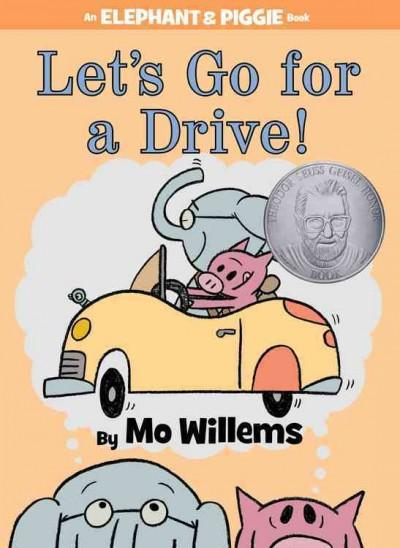 Let's Go for a Drive! (Hardcover) - Thumbnail 0