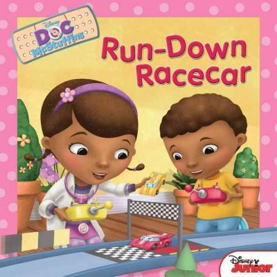 Run Down Race Car (Paperback)