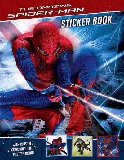 The Amazing Spider-Man Sticker Book