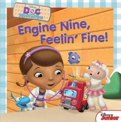 Engine Nine, Feelin' Fine! (Paperback)