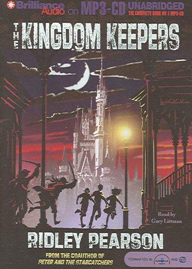 The Kingdom Keepers (CD-Audio)