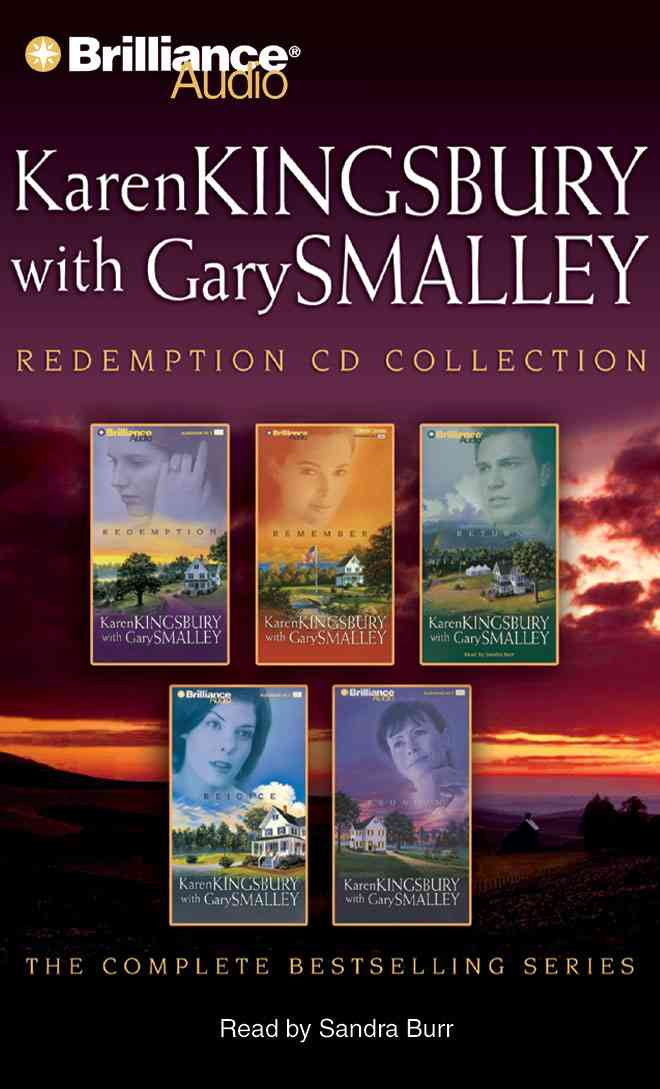 Karen Kingsbury Redemption CD Collection: Redemption, Remember, Return, Rejoice, Reunion (CD-Audio)