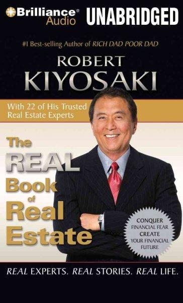 The Real Book of Real Estate: Real Experts, Real Advice, Real Success Stories (CD-Audio)