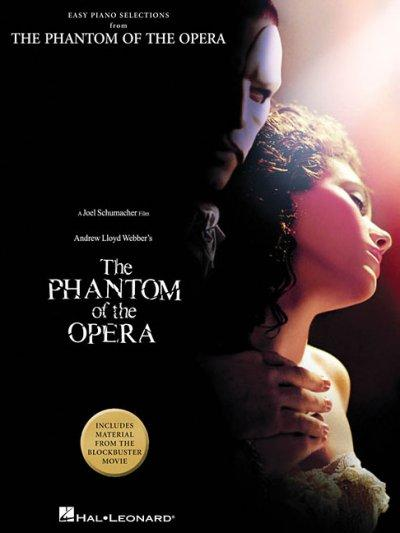 The Phantom of the Opera: Easy Piano (Paperback)