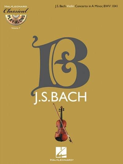 Violin Concerto in a Minor, Bwv 1041: Classical Play-along