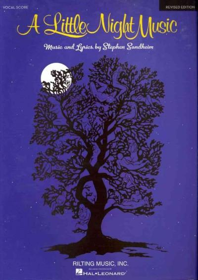 A Little Night Music: Vocal Score (Paperback)