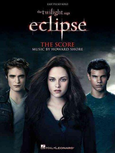 The Twilight Saga: Eclipse: Music from the Motion Picture Score (Paperback)