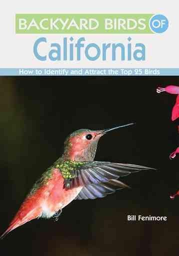 Backyard Birds of California (Paperback)