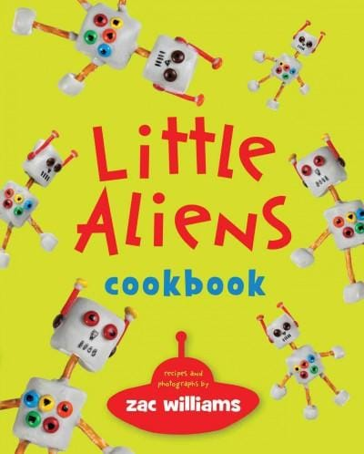 Little Aliens Cookbook (Spiral bound)