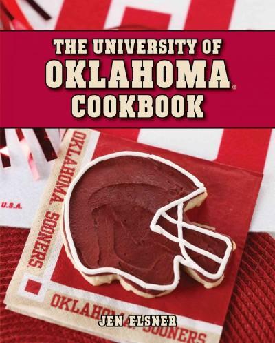 The University of Oklahoma Cookbook (Spiral bound)
