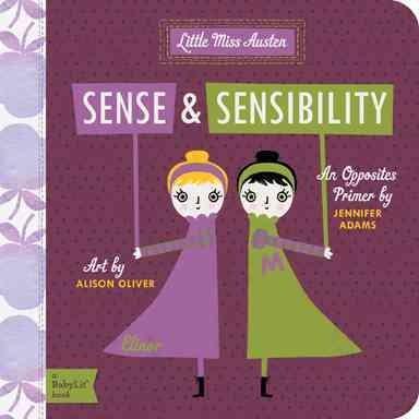 Sense & Sensibility (Board book)
