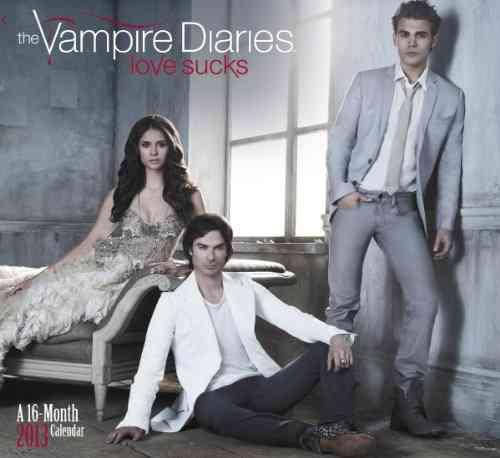 The Vampire Diaries Calendar 2013